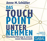 Hoerbuch Cover Touchpoint Unternehmen