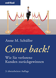 Buchcover Come Back