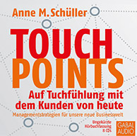 Hörbuchconver Touchpoints