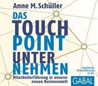 Hörbuchcover Touchpoint Unternehmen
